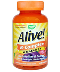 Nature's Way Alive! B-complex cherry flavor 60グミ